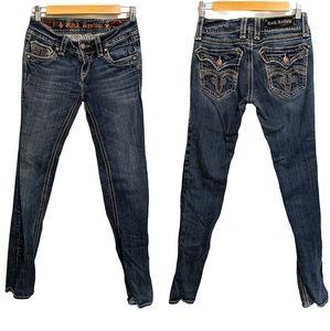 Rock Revival Debbie Skinny Jeans 27